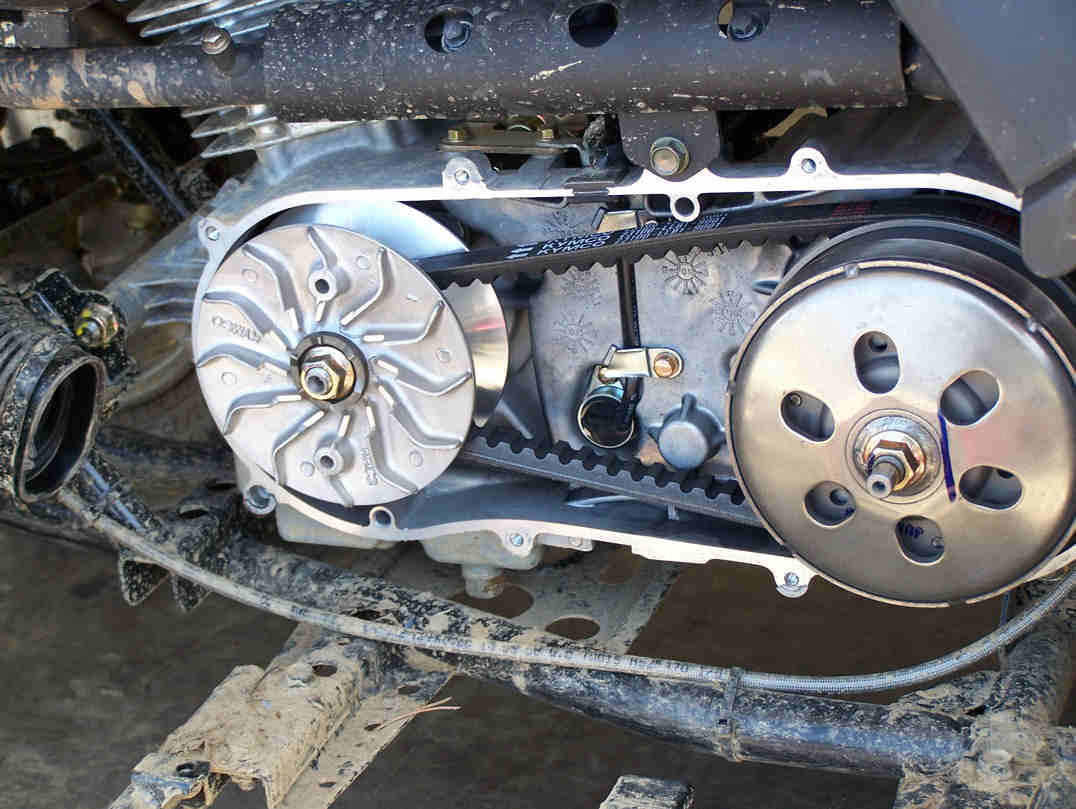 Cvt Cooling And Air Flow Official Baja Sae Forums