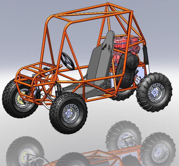 Too Much Frame Official Baja Sae Forums